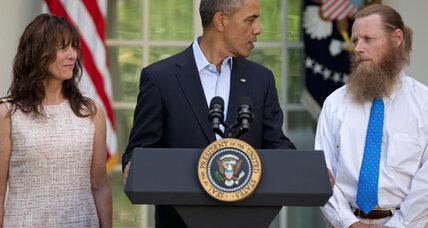 Bowe Bergdahl swap: Did President Obama break the law? (+video)