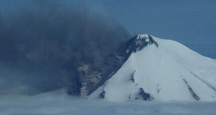 Pavlof eruption: How big is it?