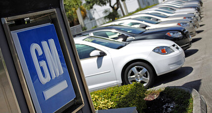 Auto sales: Chrysler, GM, and Ford bounce back in May