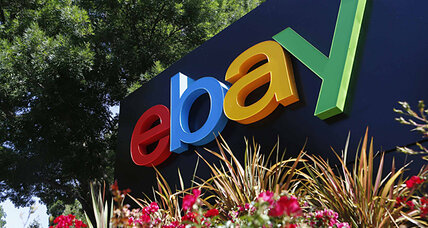 eBay shares are up, but Google is keeping its distance
