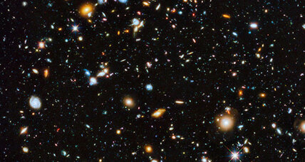 Hubble telescope reveals brilliant ultraviolet image of young universe