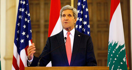 World Bank chief and John Kerry ring alarm bells on Lebanon visit