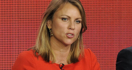 Lara Logan returns to work at CBS News