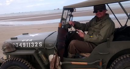 D-Day at 70: a reenactor's paradise
