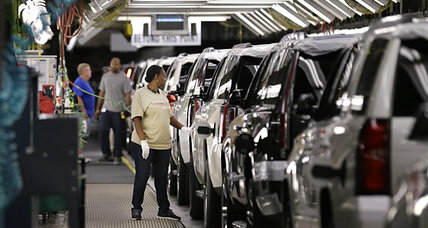 GM report strong sales. Meanwhile, auto prices increase as loan terms lengthen.