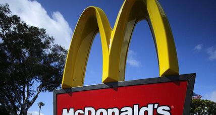 As FIFA World Cup approaches, McDonald's markets meal bundles