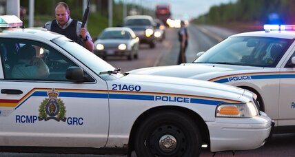 Manhunt in Moncton: What are Canada's gun laws? (+video)