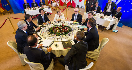 Ukraine crisis creates new rifts in Europe as G7 shuns Russia (+video)