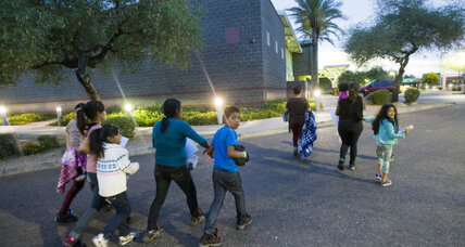 Border crisis: Why the surge in illegal border-crossers with children?