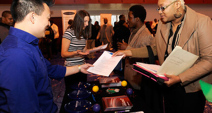 US jobs back above pre-recession peak, but what kind are they now? (+video)