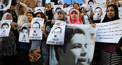 Egyptian prosecutor: 'Mercy leads to the drowning of an entire society'