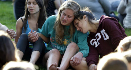 Seattle campus shooting: Student hailed as hero for disarming gunman