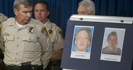 Police: Las Vegas shooting suspects espoused white power, antigovernment views