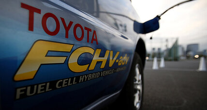 Toyota to start producing fuel cell vehicles in December