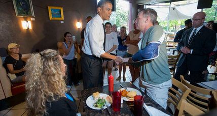 Obama burger run: What's strangest presidential walkabout of all time?
