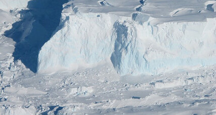 Subglacial volcanoes melting West Antarctic Ice sheet, say scientists