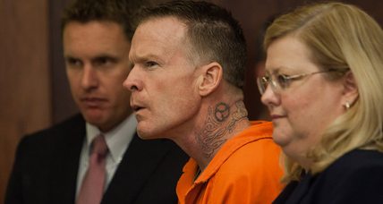 Troy James Knapp, Utah 'Mountain Man' gets decade sentence