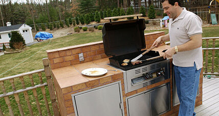 Ready for a barbecue? Save money on grills, patio furniture.