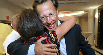 Is David Brat really a tea partyer?