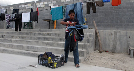 Central America a key factor in surge of child migrants to US (+video)