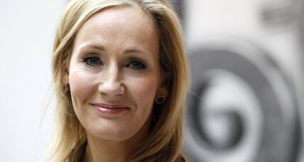 J.K. Rowling: Some pro-independence Scots are 'Death Eaterish.'