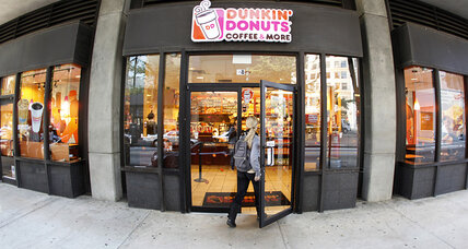 Dunkin' Donuts expands into California after 12-year absence