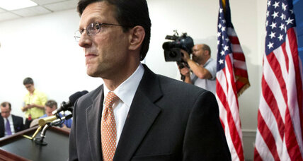 Eric Cantor loss: Is Washington overreacting?