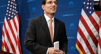 Did meddling Democrats defeat Eric Cantor? (+video)