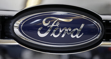 Ford, Heinz work on tomato-based car, but it isn't easy