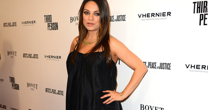 Mila Kunis advice to expectant dads – what would you say? (+video)