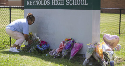 Reynolds High School shooter: quiet, 'kind,' and fascinated by guns