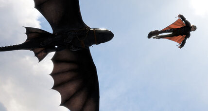 'How to Train Your Dragon 2' is overly busy but emotionally powerful