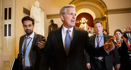 Replacing Cantor: To win a leadership post, it's not what you know, it's who