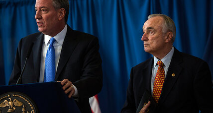 Reviled 'stop and frisk' ebbs. So does NYPD job approval. What gives? (+video)