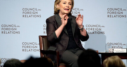 Hillary Clinton book tour: Tougher than she expected?