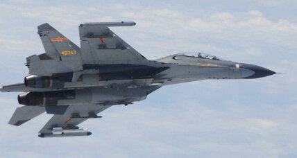Jets in East China Sea: Japan and China blame each other for encounter