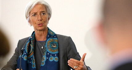 IMF: US needs to raise minimum wage (+video)