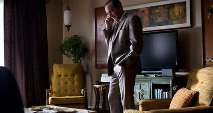 'Trust Me': Actor Clark Gregg's sleazy agent is also intensely sympathetic