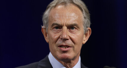 Tony Blair: Refusal to intervene in Syria to blame for Iraq crisis