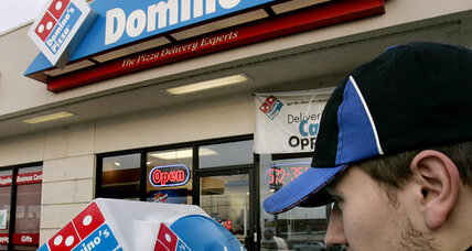 Hackers blackmail Domino's Pizza for $40,700 ransom