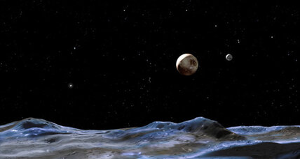 Pluto's largest moon may have once harbored subsurface ocean, say scientists