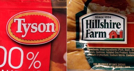 Hillshire Brands dumps Pinnacle for Tyson deal