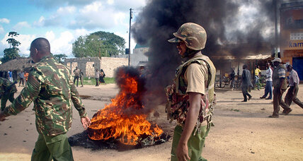 Kenya's president: massacres aren't Al Shabab but political opponents (+video)
