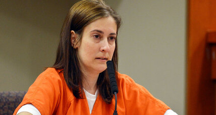 Andrea Sneiderman, convicted of perjury over husband's killing outside preschool, released