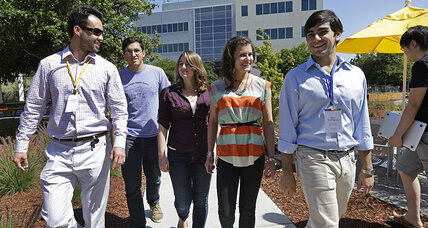 Silicon Valley's workforce could see demographic shift