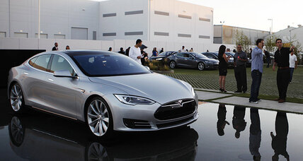 Will Tesla Model S have battery-swapping available soon?