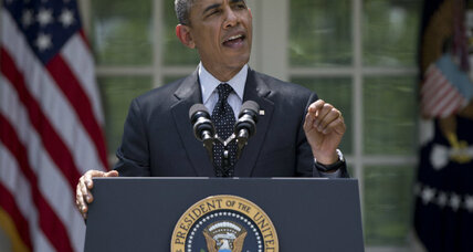 After Bergdahl swap, public support for Obama foreign policy falls