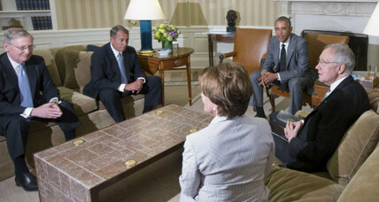 President Obama weighs 'do nothing' option in Iraq (+video)