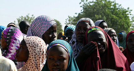 With Boko Haram, Nigeria's displaced are a humanitarian crisis in the works