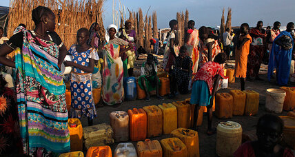 South Sudan: World's newest nation now completely dependent on others